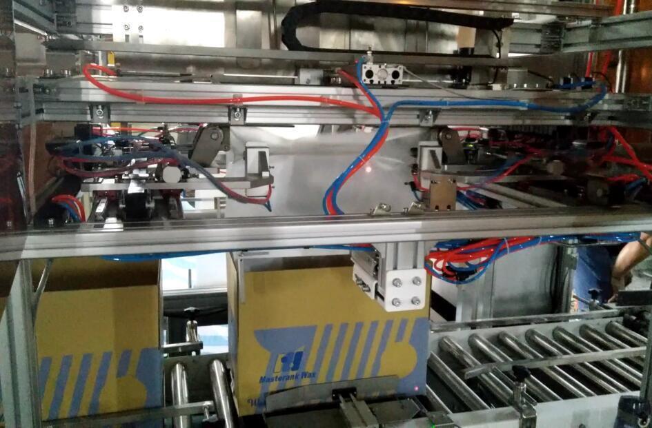 自动套袋机基础构成部分及运作基本原理