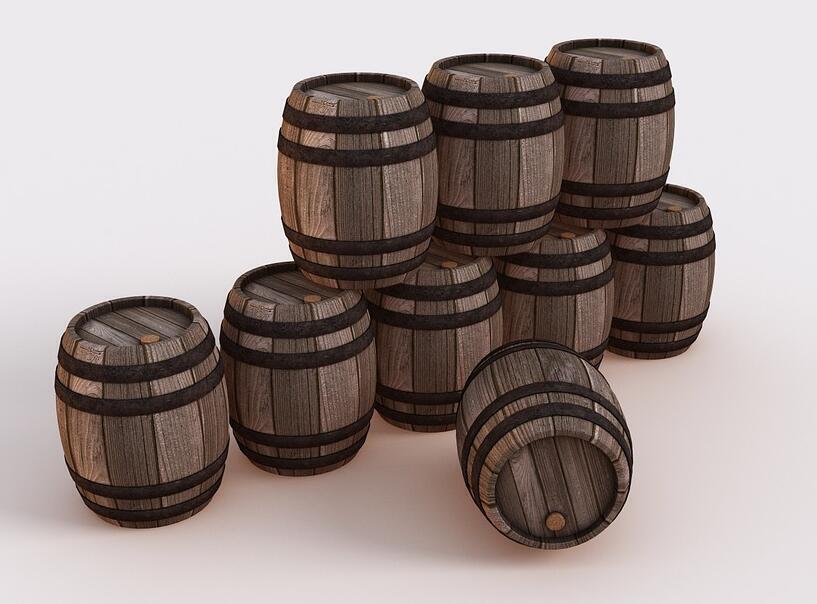 圆桶的上下口径不一样大可以用圆桶内套袋机吗?