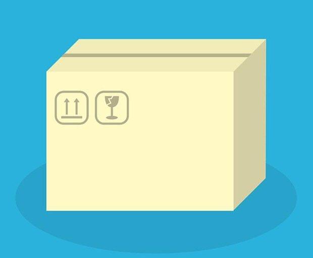 使用瓦楞纸箱的二次包装机设备