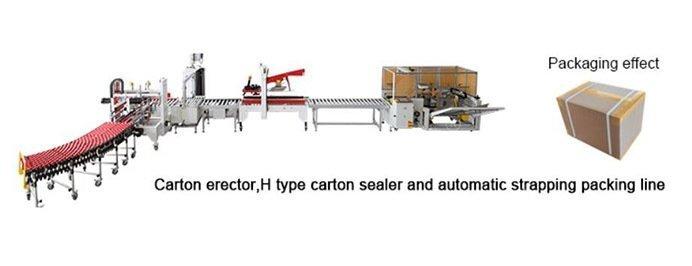 了解包装流水线与包装机单机的区别