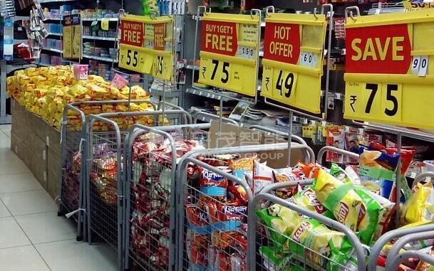 高速纸箱套袋包装机在食品行业的应用