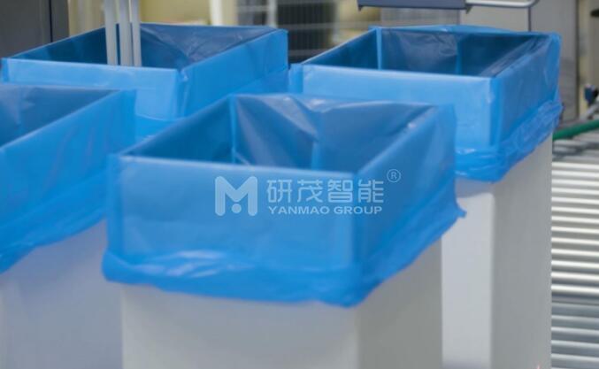 自动纸箱套袋机在不扩建工厂的情况下提高食品包装能力