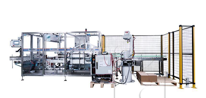 全自动粉末和食品配料生产线